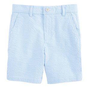NWT Vineyard Vines Seersucker Shorts Size 12
